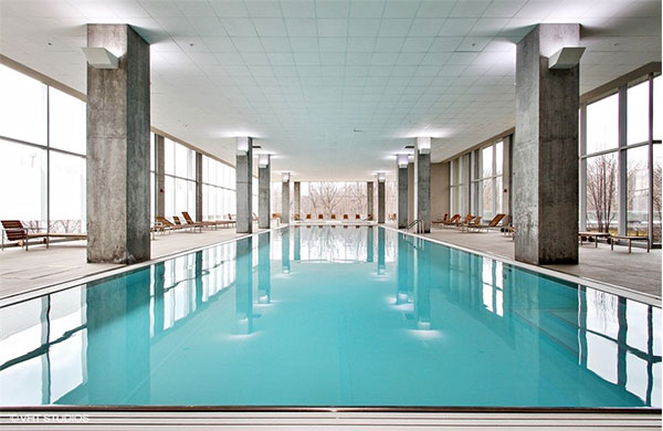 Optima Old Orchard Woods Resort Style Indoor Swimming Pool