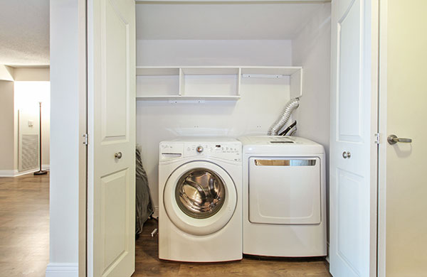 Optima Old Orchard Woods In Unit Washer/Dryer
