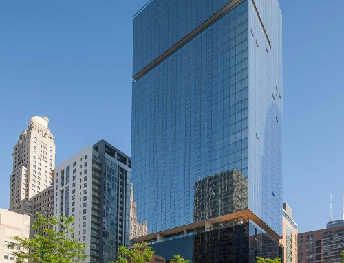 Optima Chicago Center, Chicago, Illinois
