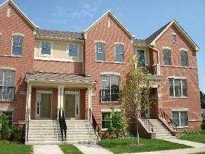 Port Clinton Place Townhomes, Vernon Hills, Illinois